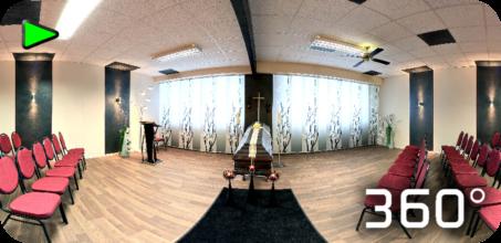 360° Panorama Rundgang - Bestattungsinstitut Brehm aus Coburg
