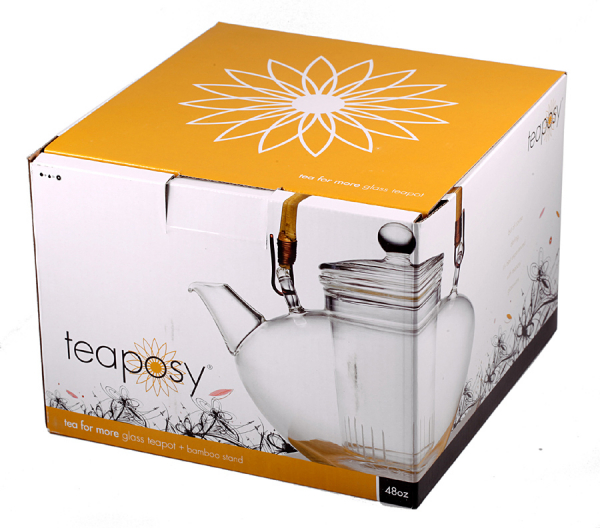 "Produktfotografie Verpackung Teekanne ""tea for more"""